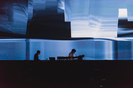 """""""The Arrival"""" - Live A/V - Frieder Nagel & Maotik"""