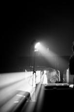 Fabrizio Rat & Kaspar Ravel: Shades of Blue - Live A/V