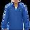 Thumbnail: Men's Full Zip Soft Feel Unlined Jacket