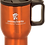 Thumbnail: 16 oz. Stainless Steel Travel Mug w/ handle