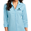 Thumbnail: Ladies 3/4 Sleeve Micro Tattersall Easy Care Shirt