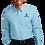Thumbnail: Port Authority Micro Tattersall Easy Care Shirt