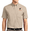 Thumbnail: Men's Short Sleeve Easy Care Shirt