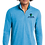 Thumbnail: Men's PosiCharge Tri-Blend Wicking 1/4-Zip Pullover
