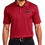 Thumbnail: Men's Jacquard Moisture-Wicking Polo