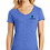 Thumbnail: District Made Ladies Perfect Triblend V-Neck Tee