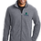 Thumbnail: Men's Heather Microfleece Full-Zip