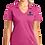 Thumbnail: Ladies Nike Golf Dri-FIT Vertical Mesh Polo