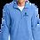 Thumbnail: Men's Heather Microfleece 1/2-Zip Pullover