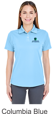 Ladies Cool & Dry Performance Polo