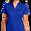 Thumbnail: Ladies Jacquard Moisture-Wicking Polo