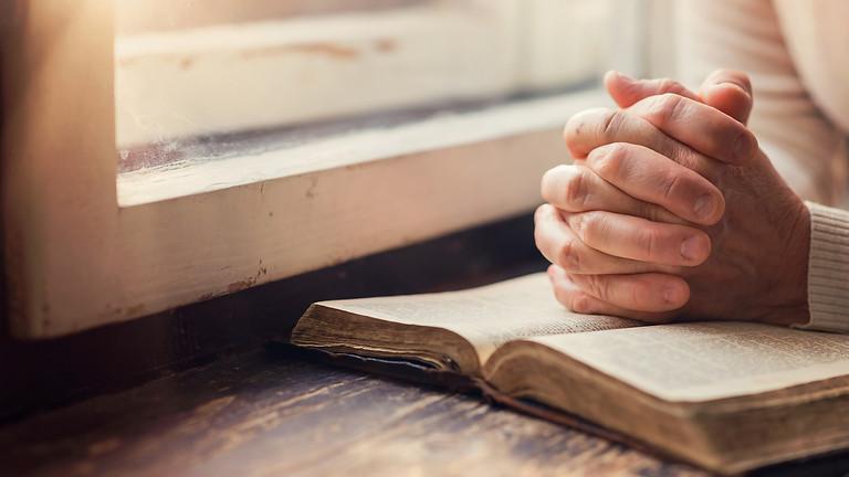 Jackson County Men's REC #3 Prayer Vigil