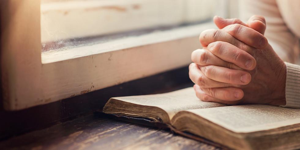 Jackson County Women's REC #3 Prayer Vigil