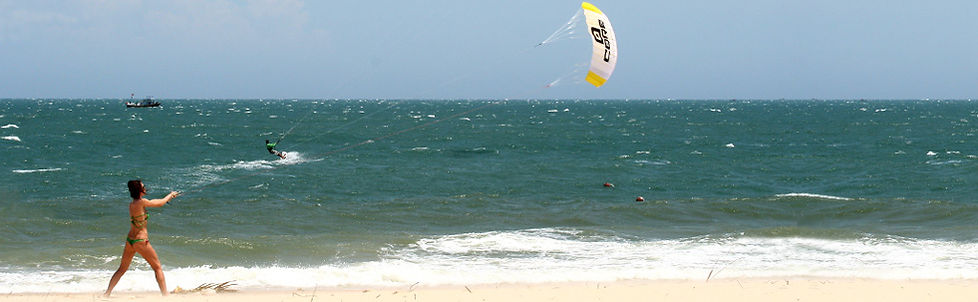 introductory kitesurfing course