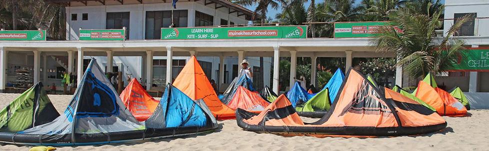 kite surf equipment rental