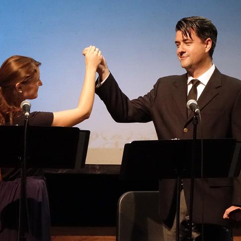 Persuasion Workshop, Texas Musical Theatre