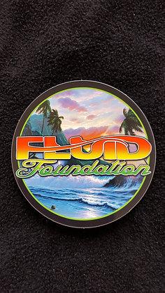 FLUID FOUNDATION STICKER