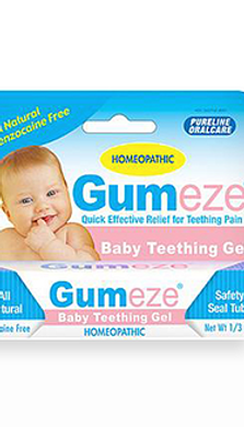 Gumeze Baby Teething Gel