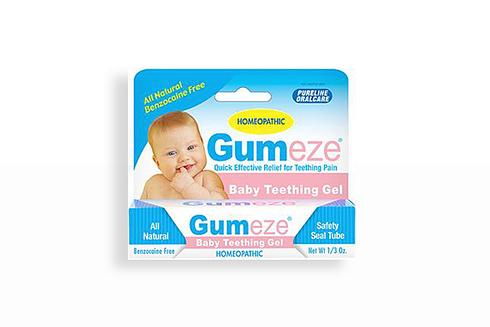 Gumeze Baby Teething Gel