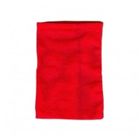 """3x4"""" Red Flannel Cloth Bag"""