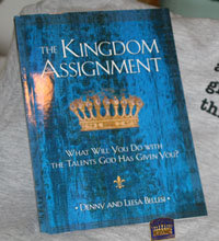 "Kingdom Assignment 1: ""What Will You Do With The Talents God Has Given You?"""