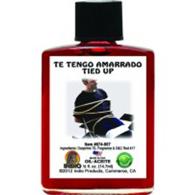 Indio Tied Up Fragranced Oil - 0.5oz