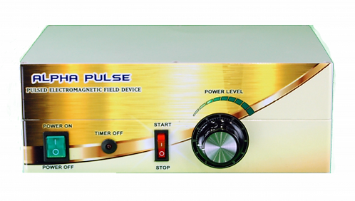 Alpha Pulse - More than $10,000 Savings & 30lbs Lighter over leading competitors