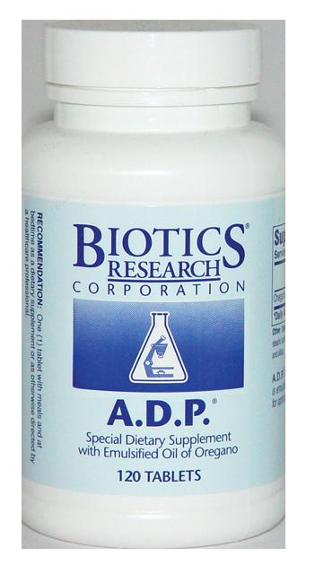 Biotics Research, A.D.P. (120T)