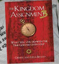 """Kingdom Assignment 3: """"What will you do with the Time God has given you?"""""""