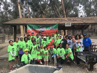 Community Outreach at BAPAC 7th Walkathon