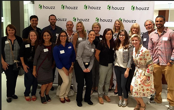 Amazing 5 Year Houzz Anniversary Celebration in San Diego!