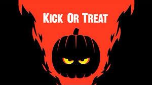 Kick Or Treat Halloween Class