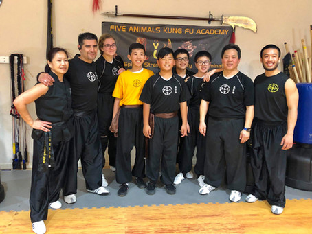 Black Belt Ceremony 2019