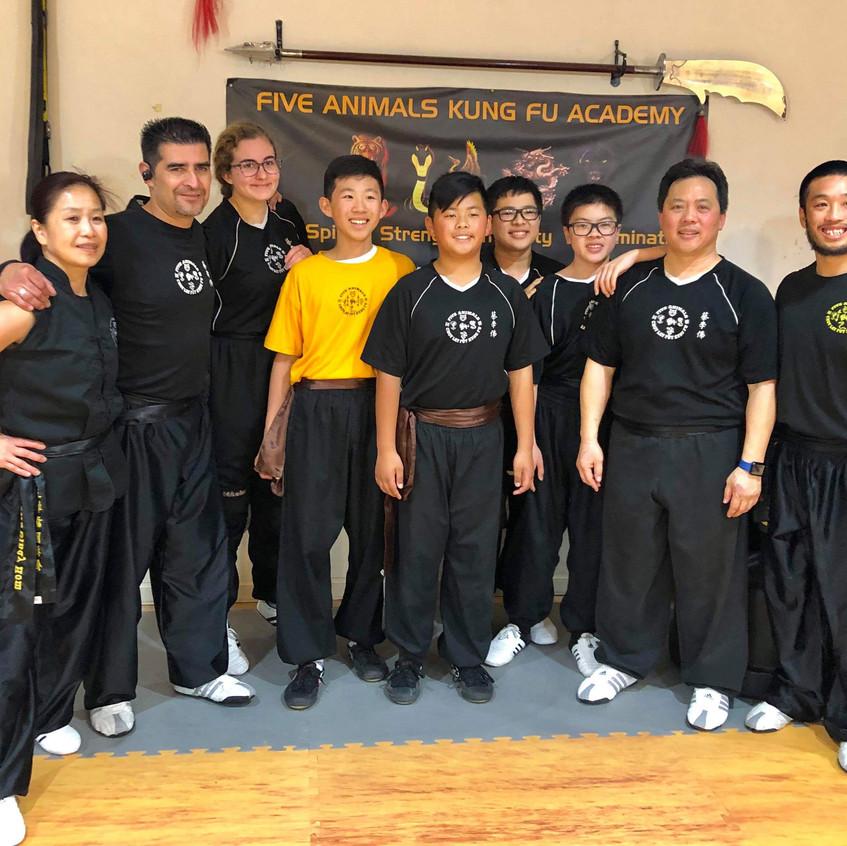 Black Belt Group 2-09-19