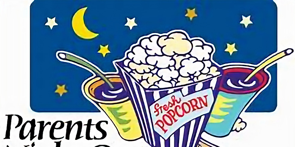 Kids Movie Night / Parents Night Out Fundraiser #1