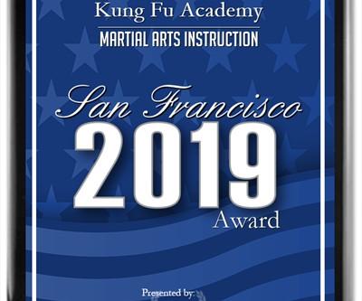 2019 San Francisco Award for Martial Arts