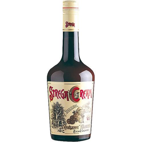 Giuseppe Alberti, Strega Cream Liqueur 17.0% 70cl