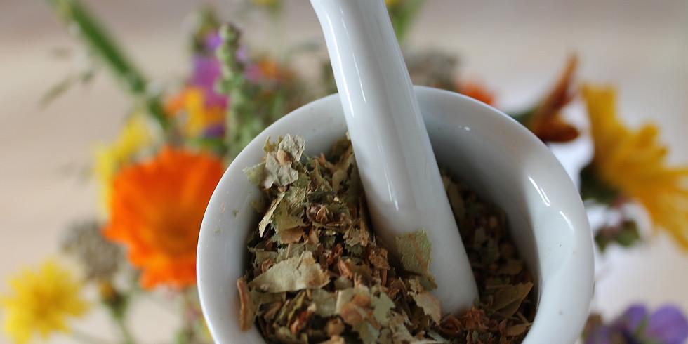 Herbal Tea Workshop (online)