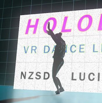 New Zealand School of Dance & Mixed Reality Performance