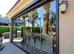Frameless Glass Wall