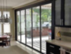 Ultra Slim Folding Doors, folding patio doors, folding doors, bifolding doors