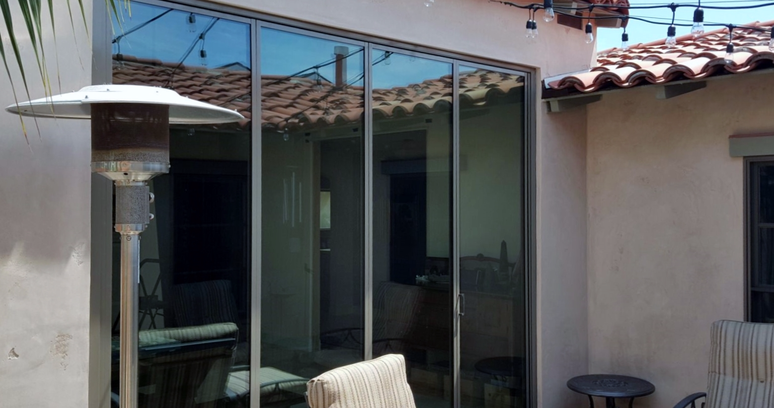 Ultra Slim Folding Doors