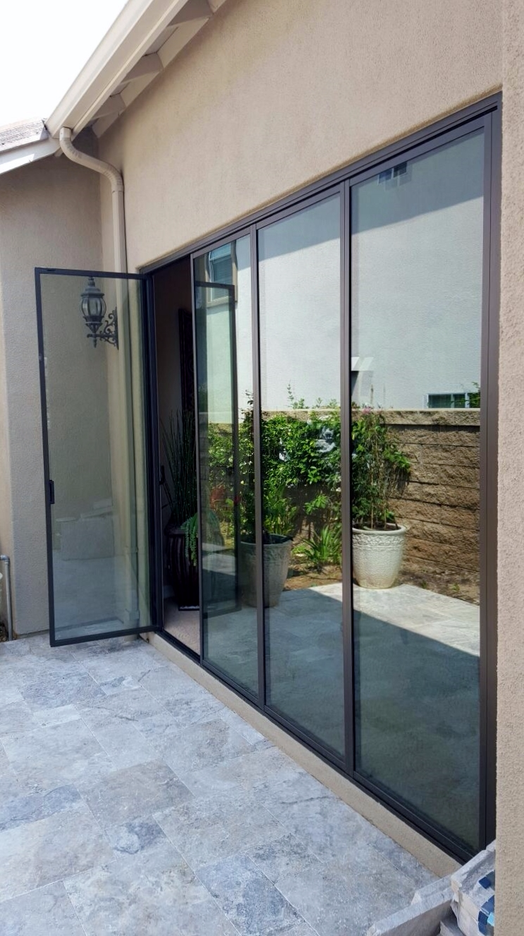 Premier Ultra Slim Folding Doors