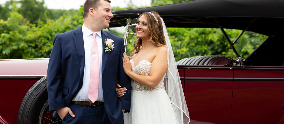 Stephen & Raina's Wedding