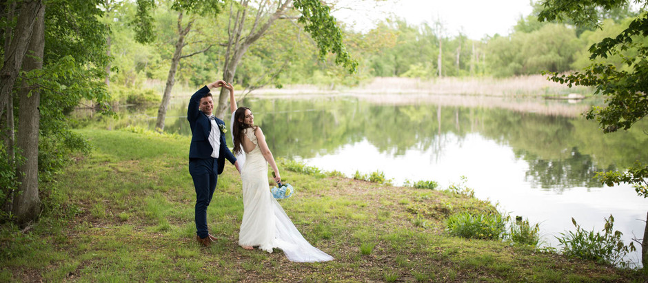 Kerryann and Quinton Styled Shoot