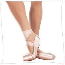Demi Pointe Shoes
