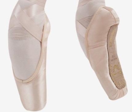 Versaille Pointe Shoes by Sansha