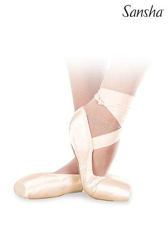 Demi Pointe Soft Toe by Sansha
