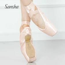 Selco Demi Pointe Shoe by Sansha