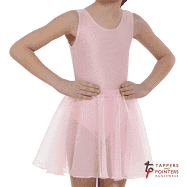 RAD approved chiffon circular skirt